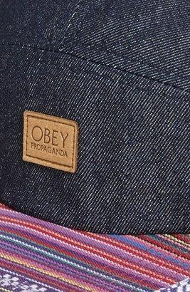 Obey 'Monterrico' Five Panel Cap