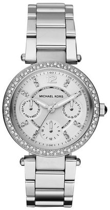 MICHAEL Michael Kors Michael Kors 'Parker - Mini' Multifunction Watch, 33mm