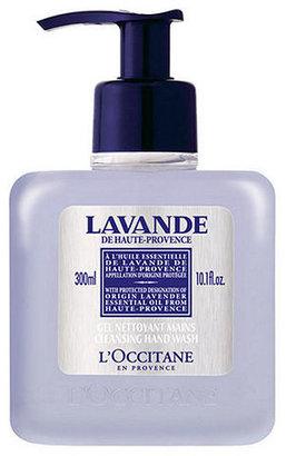 L'Occitane Lavender Harvest Cleansing Hand Wash 10.1 oz (299 ml)