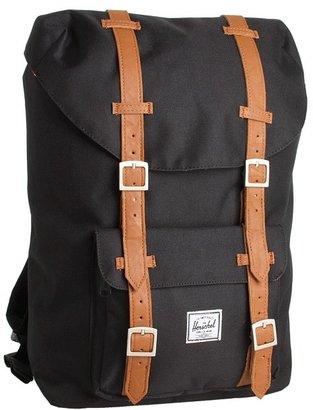 Herschel Little America Medium (Black) Backpack Bags