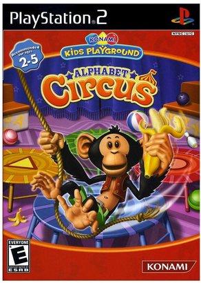 Playstation ® 2 konami ® kids playground TM: alphabet circus