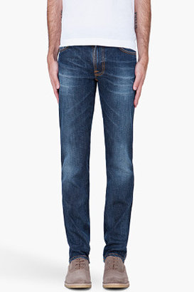 Nudie Jeans Light Indigo Slim Jim organic jeans