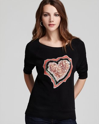 French Connection Sweater - Agate Heart