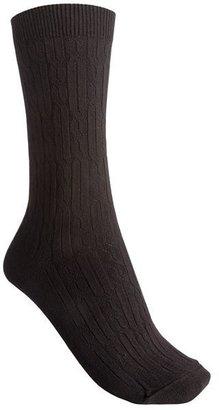 B.ella Cameron Crew Socks - Twisted Rib (For Women)