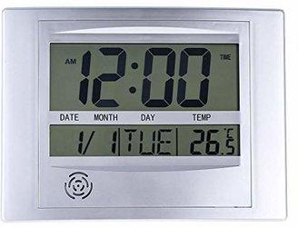 La Crosse Technology WT-8002U Digital Wall Clock