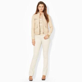 Lauren Ralph Lauren Ralph Denim Full-Zip Jacket