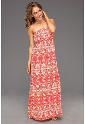 Joie Ruma Dress (Bright Fuchsia) - Apparel