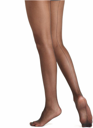 Hue Women Ultra Sheer Back Seam Tights Hosiery
