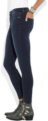 Acne Skin 5 Pocket mid-rise skinny jeans
