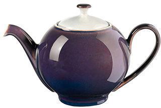 Denby Dinnerware, Amethyst Teapot