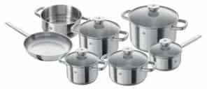 Zwilling J.A. Henckels Joy 12-Piece Cookware Set - Induction Ready