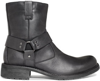 Unlisted A Kenneth Cole Production Cop-per Coin Harness Boots