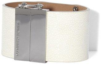 Vince Camuto Leather Hinge Bracelet