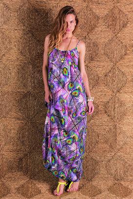 Cia.Maritima Cia Maritima - Peacock Long Dress