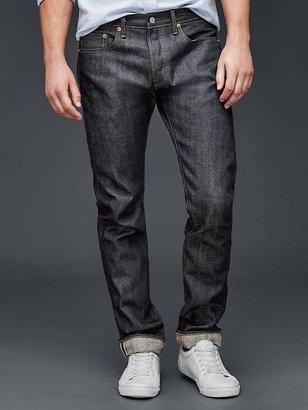 Gap 1969 Japanese selvedge slim fit jeans