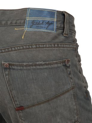 Gilded Age 18cm Tinted Denim Jeans