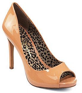 """Jessica Simpson Saras"""" Peep-toe Dress Heel"""