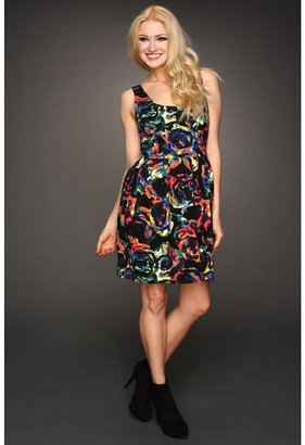 BB Dakota Aline Dress (Black) - Apparel