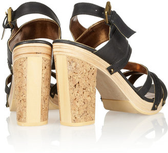 Twelfth St. By Cynthia Vincent Alabama leather sandals