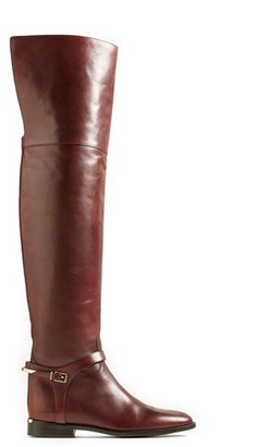 Burberry 'Carmack' Over the Knee Boot (Women)