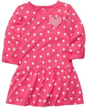 Carter's 3/4-Sleeve Jersey Dress