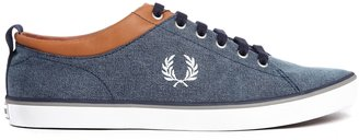 Fred Perry Hallam Canvas Sneakers