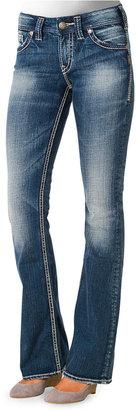 Silver Jeans Suki Surplus Bootcut Jeans, Medium Wash