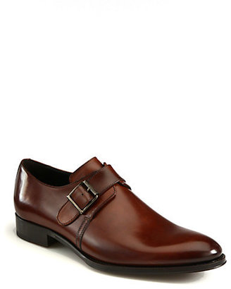 To Boot Campbell Single Monk-Strap Shoes