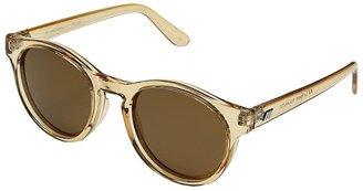 Le Specs Hey Macarena (Blonde/Brown Mono Polarized) Fashion Sunglasses