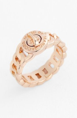 Marc by Marc Jacobs 'Turnlock - Katie' Small Ring