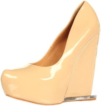 L.A.M.B. Women's Dorothee Wedge Pump