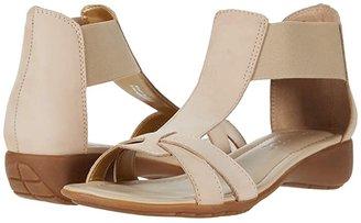 The Flexx Band Together (Beige Nubuck) Women's Sandals