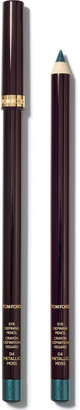 Tom Ford Eye Defining Pencil, Metallic Moss