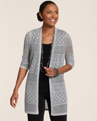 Marni Travelers Collection Pointelle Cardigan