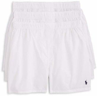 Polo Ralph Lauren Boxers, Pack of 3 $39.50 thestylecure.com