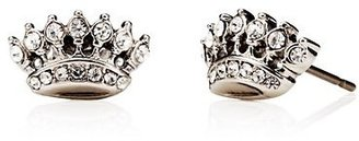 Juicy Couture Crown Stud Earrings