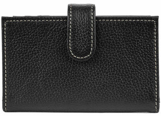Mundi Rio Leather Double Card Case