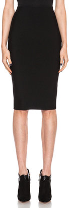 Roland Mouret May Knit Skirt in Black