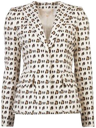 Giambattista Valli Leopard print jacket