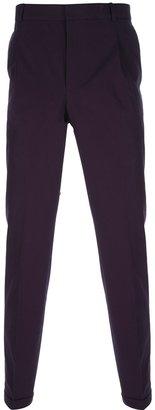 Paul Smith Black Label straight leg trouser