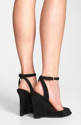 Tory Burch 'Lila' Wedge Sandal