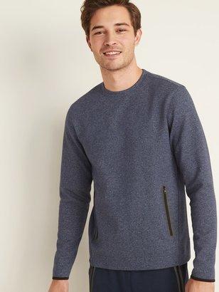 Old Navy Dynamic Fleece Zip-Pocket Sweatshirt for Men