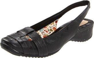 Easy Street Shoes Women's La Ray Slingback Flat