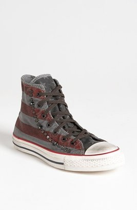 Converse Chuck Taylor® All Star® 'Stripe and Studs' Sneaker (Women)