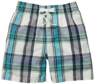Osh Kosh plaid shorts - toddler