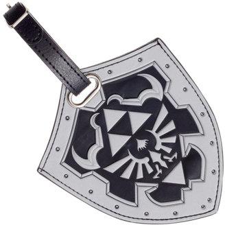 The Legend of Zelda Hylian Shield Luggage Tag