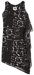 Acne Jeans Acne Marble Print Dress