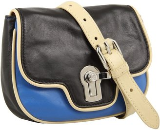 Juicy Couture Colorblock Crossbody (Black) - Bags and Luggage