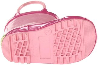Western Chief Pink Kitty Rainboot Girls Shoes