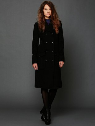 Free People At Length Coat